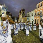 Karneval i Sydamerika